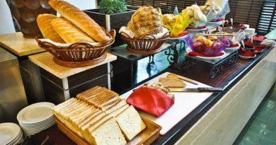 Complimentary breakfast inmarathi