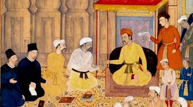 Dīn-al-ilahi-InMarathi