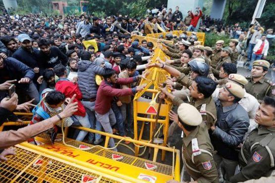JamiaProtest inmarathi