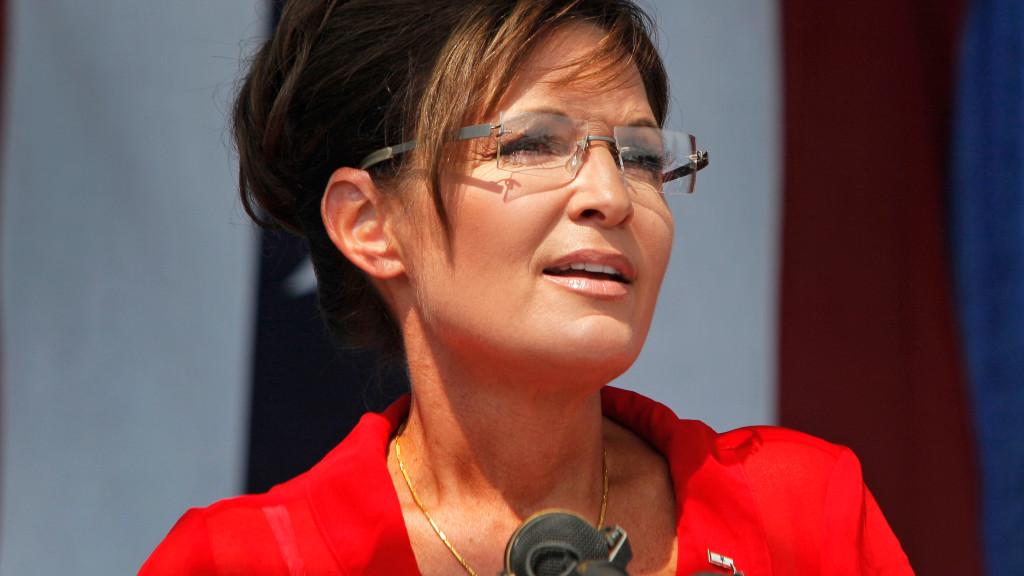 Sarah Palin InMarathi