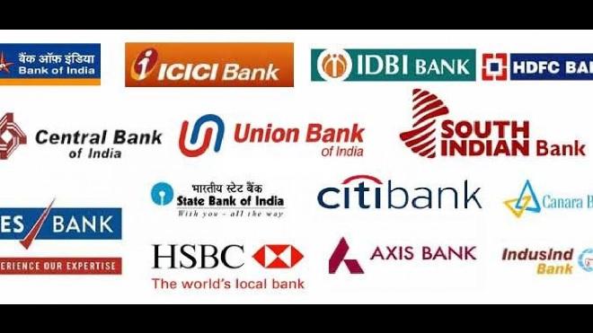 bank logos inmarathi