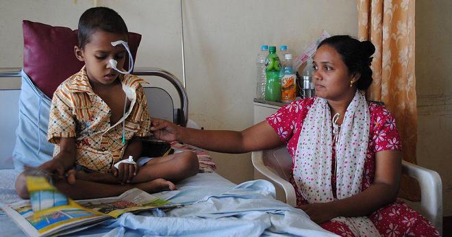 cancer patient inmarathi