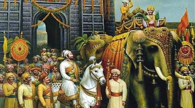 chhatrapati shivaji maharaj inmarathi