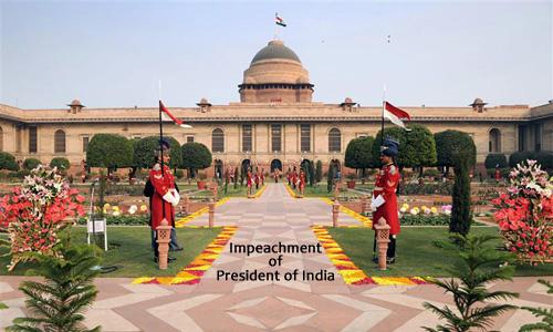 impeachment-of-president inmarathi