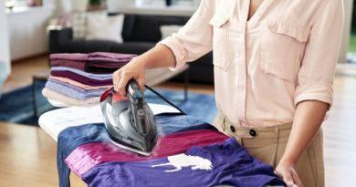 ironing clothes inmarathi