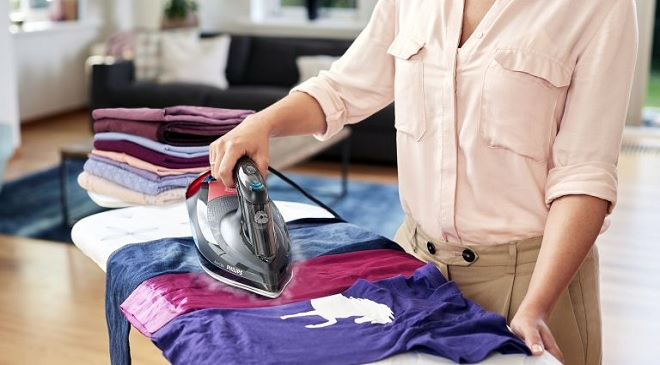 ironing clothes inmarathi