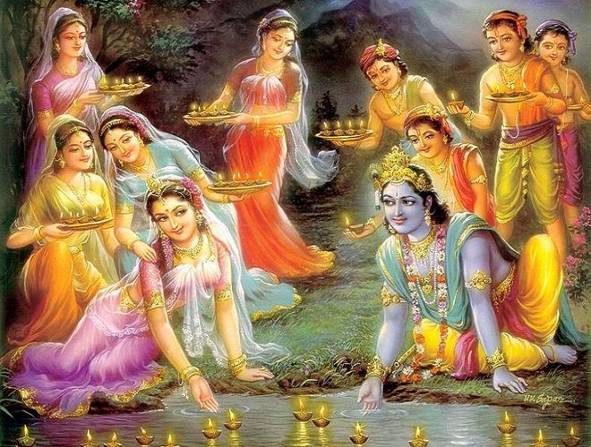 krishna radha 5 InMarathi
