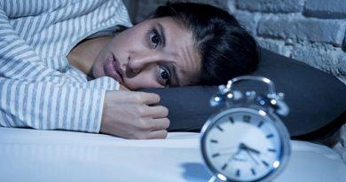 late night sleeping girl InMarathi