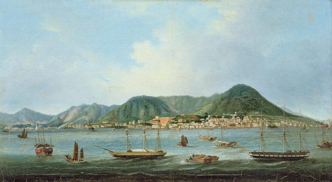 old china port Inmarathi