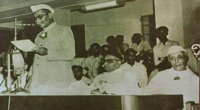 rajendra prasad and nehru InMarathi