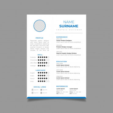 resume-design-template-minimalist-cv-business-layout-vector-job-applications_inmarathi