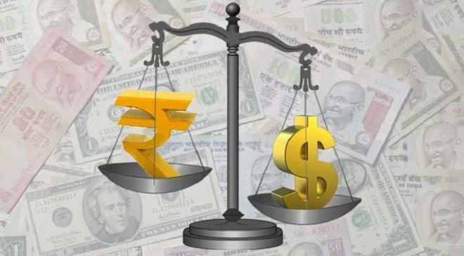 rupee dollar featured inmarathi
