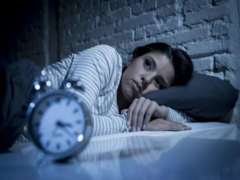 Awake till late night Inmarathi