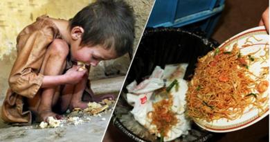 Food Wastage Feature InMarathi