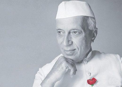 Jawaharlal-Nehru inmarathi
