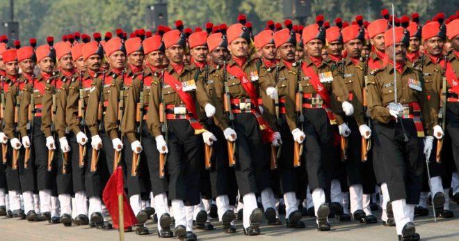 Maratha Regiment InMarathi