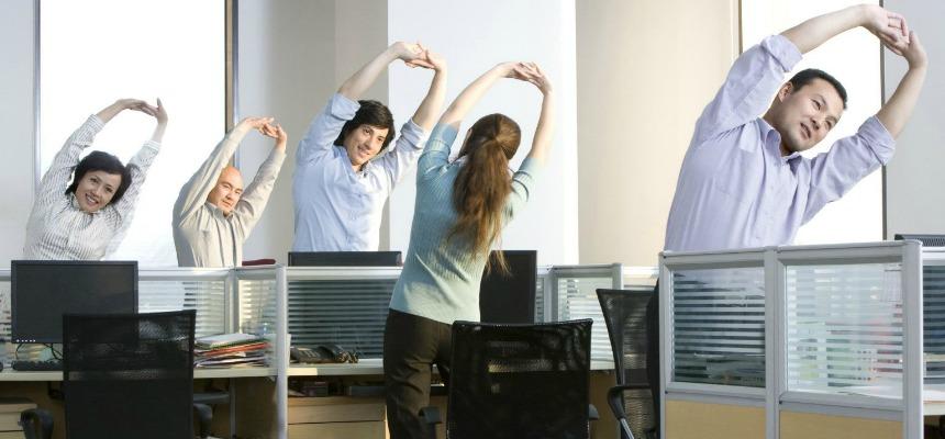Office Fitness inmarathi