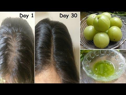 amla and hair inmarathi