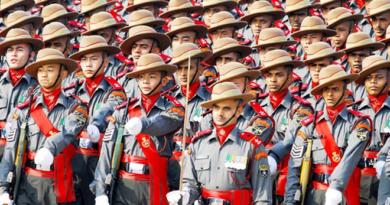 assam rifles inmarathi