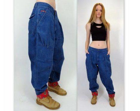 baggy jeans inmarathi