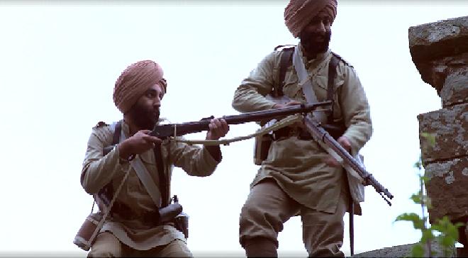 battle of Saragadhi Inmarathi Feature