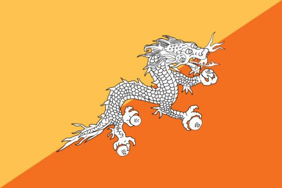 flag-dragon-image-Bhutan-design inmarathi