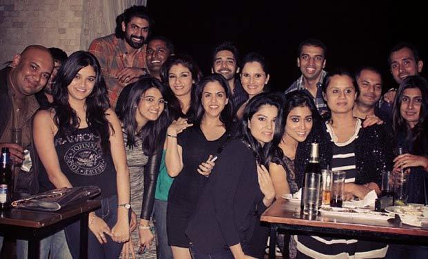 friends get together InMarathi