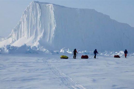 ice trek inmarathi