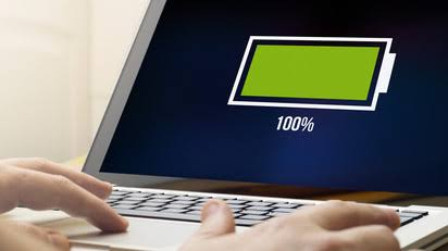 laptop battery inmarathi