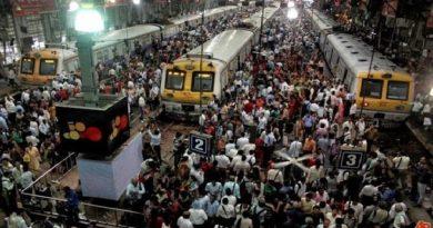 mumbai local trains inmarathi