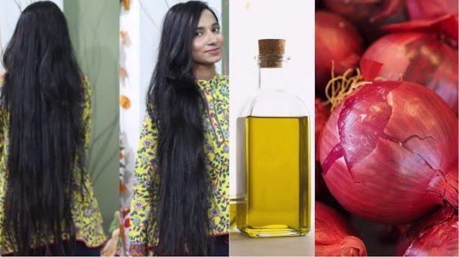 onion oil inmarathi