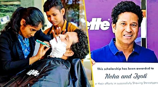 sachin shave inmarathi