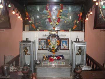 saibaba temple inmarathi