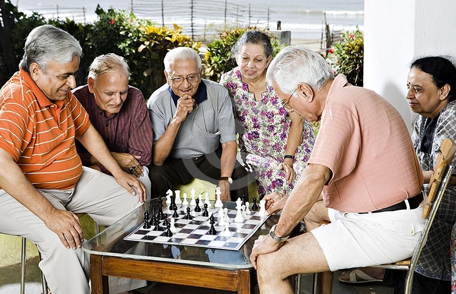 senior citizen inmarathi