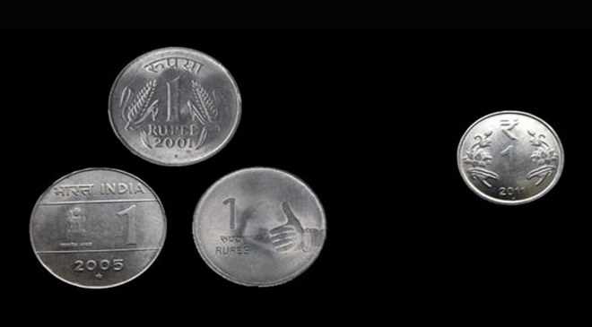 size of coin IM