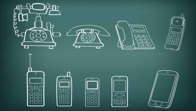 telephone inmarathi