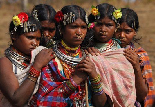 tribes inmarathi