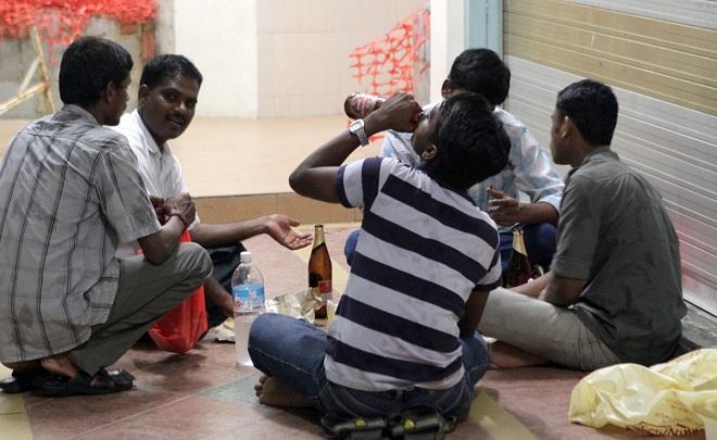 alcohol inmarathi
