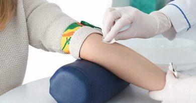 blood test InMarathi