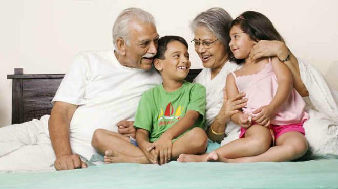 care for grandparents inmarathi