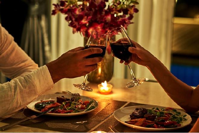 dinner date inmarathi