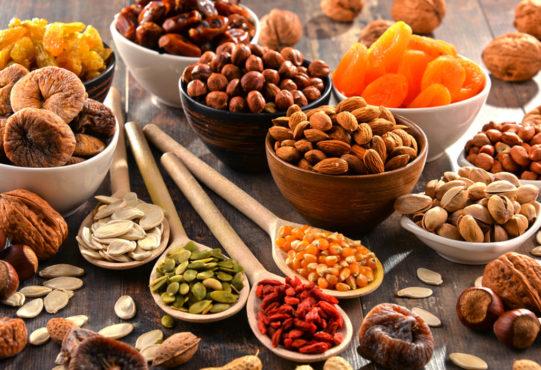 dry fruits inarathi