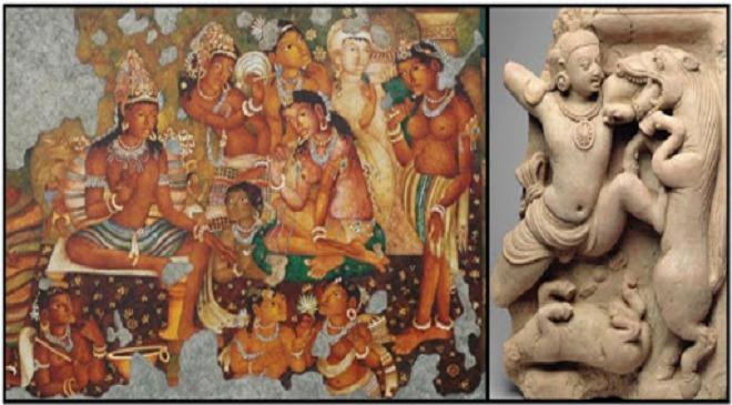 gupta dynasty inmarathi 2