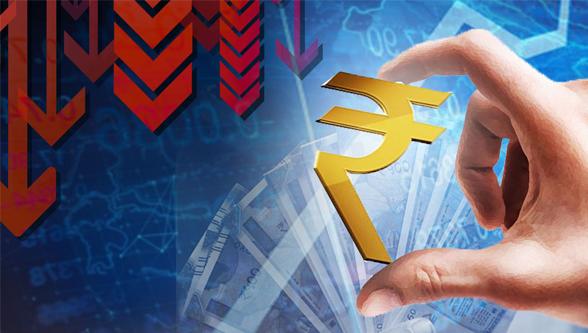 indian economy inmarathi