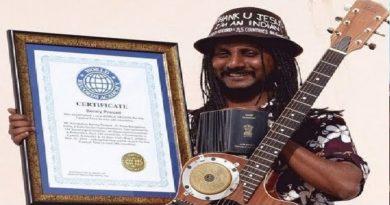नैराश्याकडून विश्वविक्रमाकडे जाणारी गिटारवादक डॉ बेन्नी प्रसाद यांची विलक्षण कहाणी नक्की वाचा