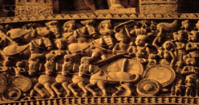 satvahan dynasty inmarathi
