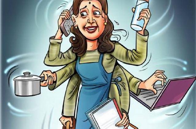 working women inmarathi