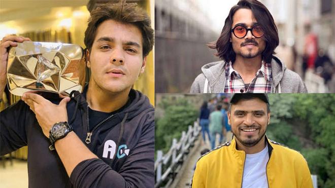 youtubers inmarathi