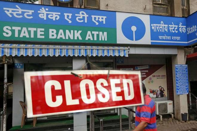 closed banks inmarathu