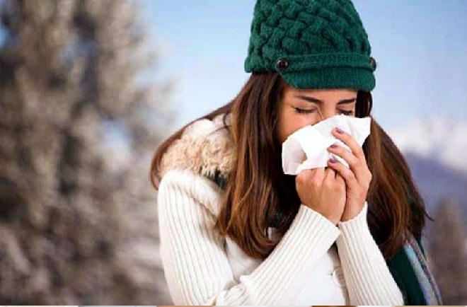 cold inmarathi